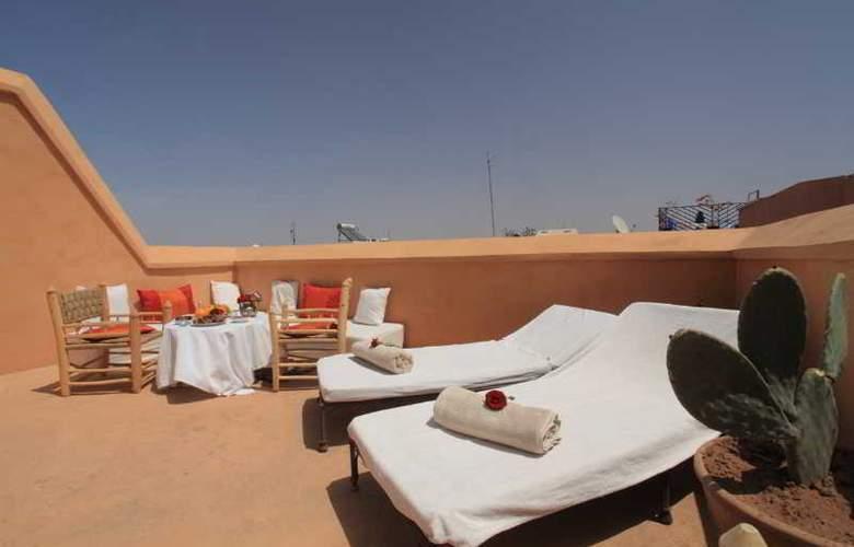 Riad Dar Aicha - Terrace - 14