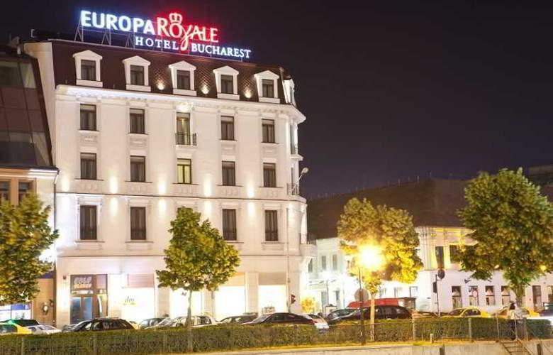 Europa Royale Bucharest Hotel - Hotel - 0