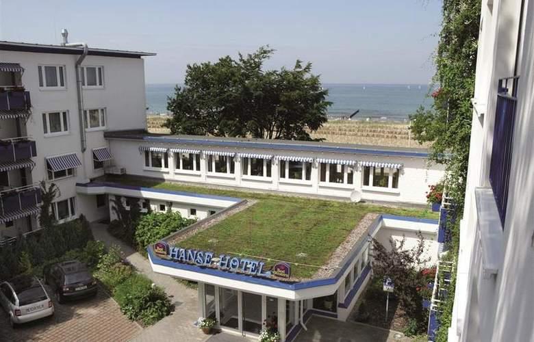 Best Western Hanse Hotel Warnemuende - Hotel - 44