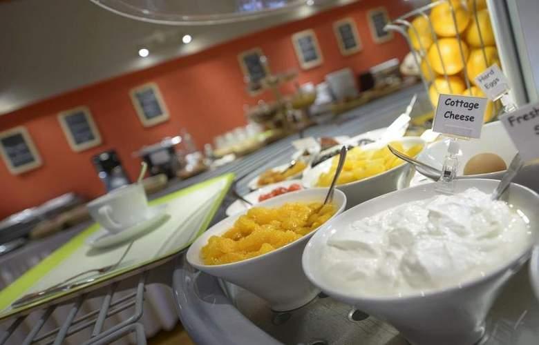 Best Western Roosevelt - Restaurant - 67