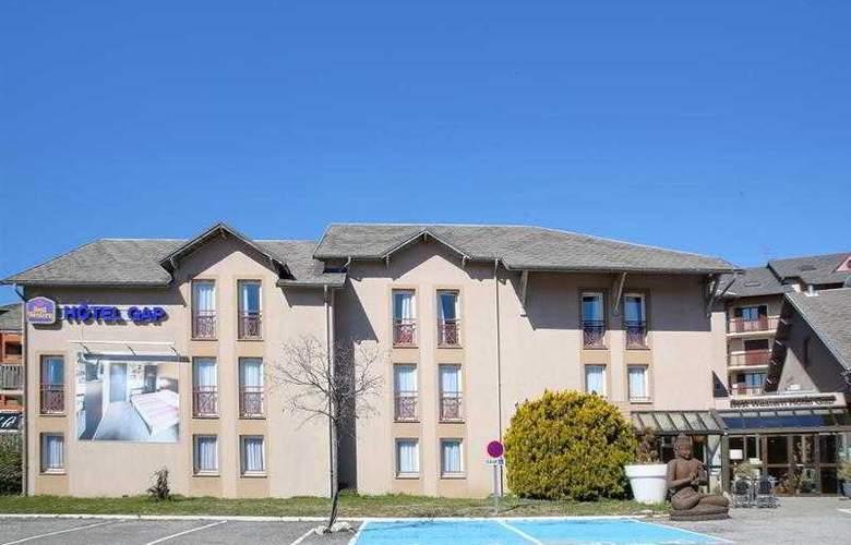 Comfort Hotel Gap Le Senseo - Hotel - 61