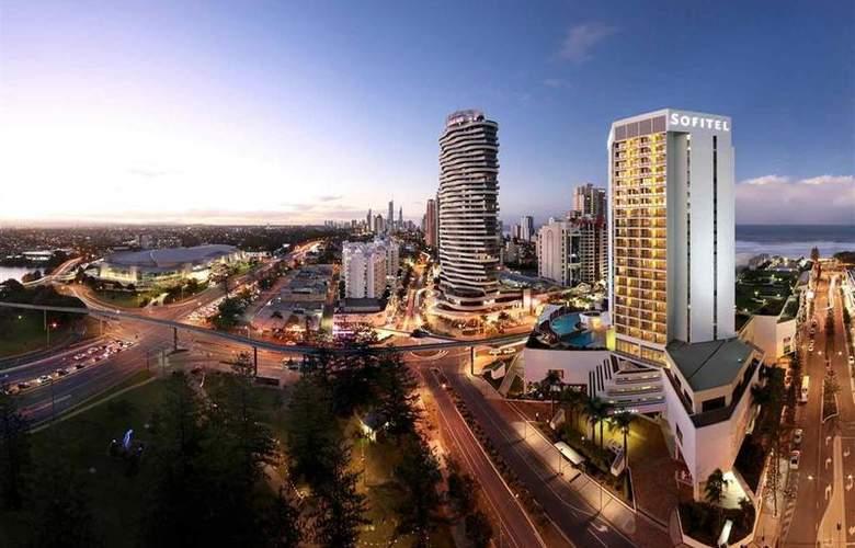 Sofitel Gold Coast Broadbeach - Hotel - 40