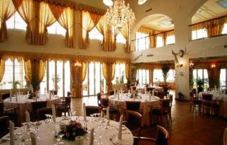 Gran Hotel Benahavis - Restaurant - 10