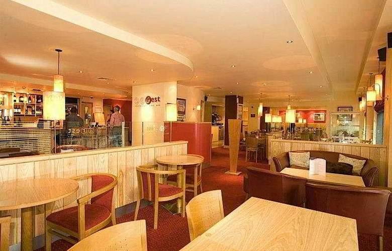 Premier Inn Belfast City Centre Alfred Street - Bar - 5