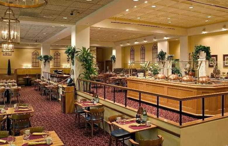 Sheraton Parsippany Hotel - Restaurant - 33
