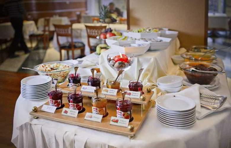 Dubrovnik Zagreb - Restaurant - 14