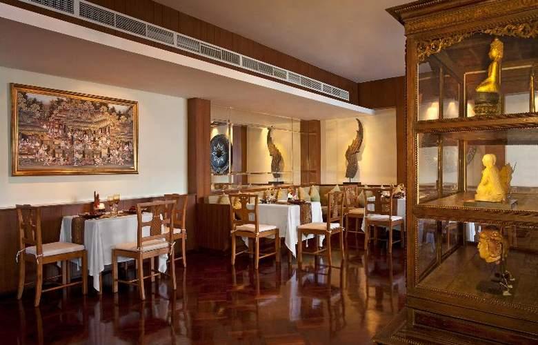 Le Meridien Phuket Beach Resort - Restaurant - 30