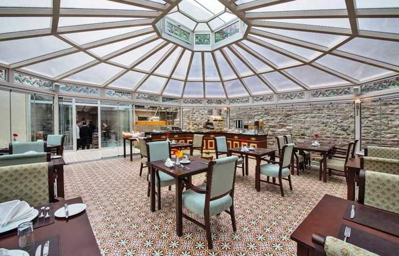 Enderun Hotel Istanbul - Restaurant - 23