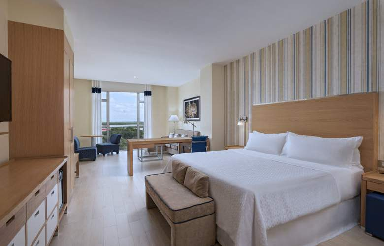 Four Points by Sheraton Cancun Centro - Room - 10