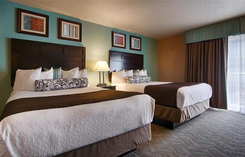 Best Western Plus Bayshore Inn - Room - 23