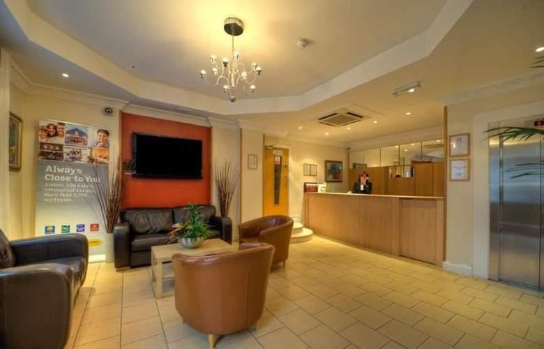 Comfort Inn St.Pancras Kings Cross - General - 1