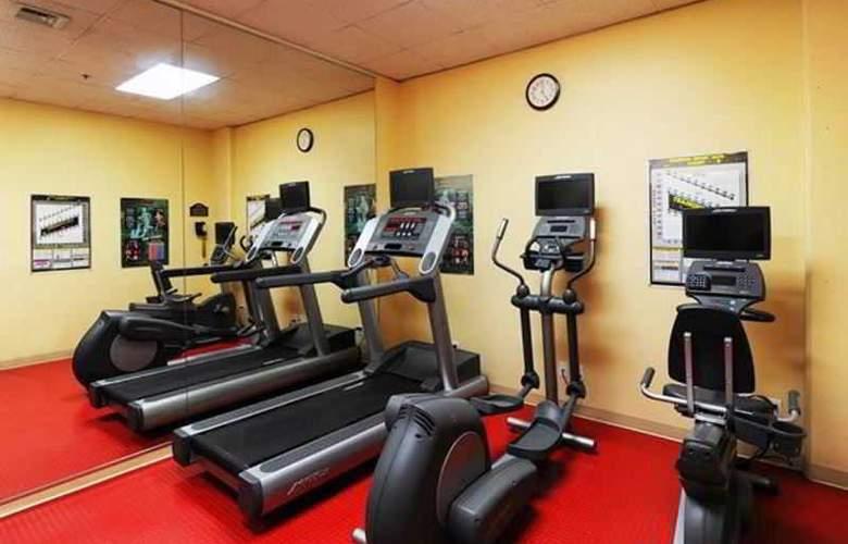Marriott Residence Inn Mont Tremblant - Sport - 8