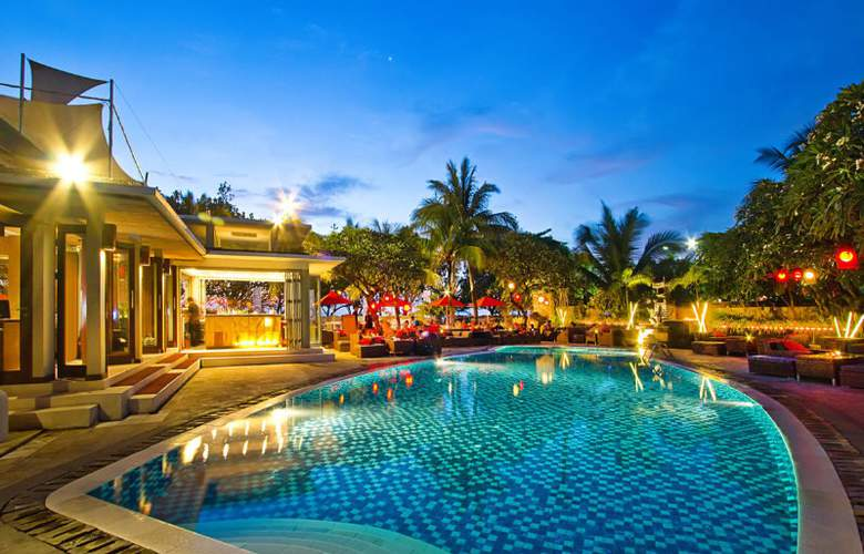 Kuta Seaview Boutique Resort & Spa - Pool - 2