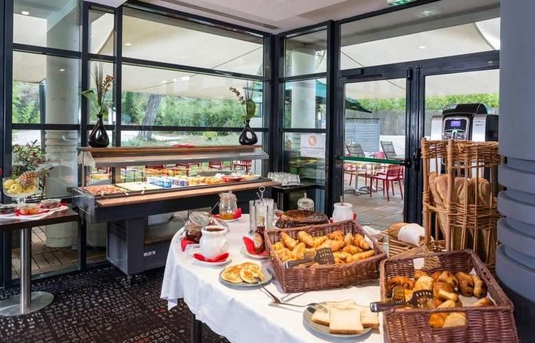 Best Western Hotel De L´Arbois - Restaurant - 29