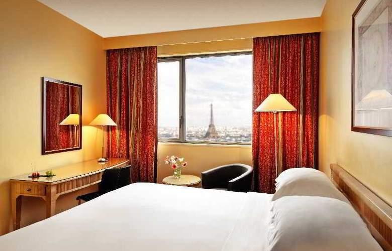 Hyatt Regency Paris Etoile - Room - 21