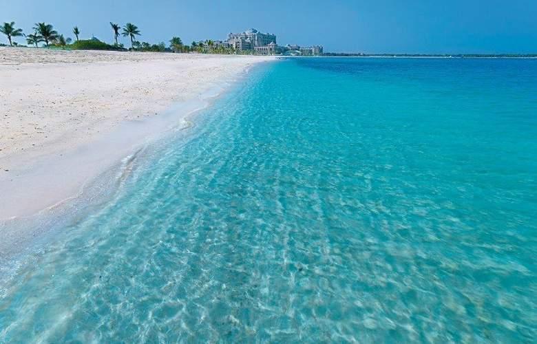 Emirates Palace - Beach - 26