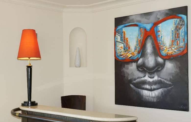 Clarion Suites Cannes Croisette - Room - 16