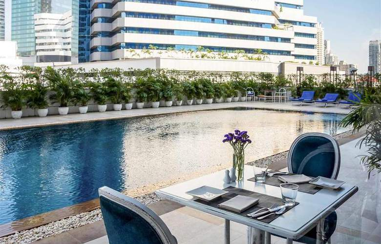 Bangkok Hotel Lotus Sukhumvit - Hotel - 25