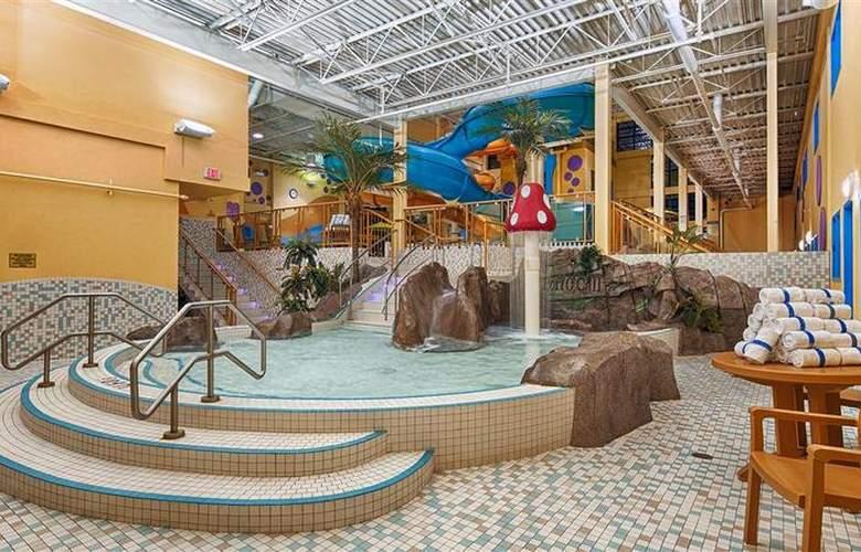 Best Western Port O'Call Hotel Calgary - Pool - 8