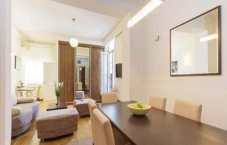 Studio DORCOL SATIN - Hotel - 5