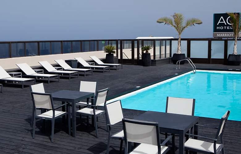 AC Hotel Iberia Las Palmas by Marriott - Pool - 3
