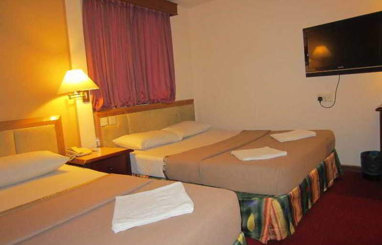 Macktz Comfort Inn Hotel - Room - 4