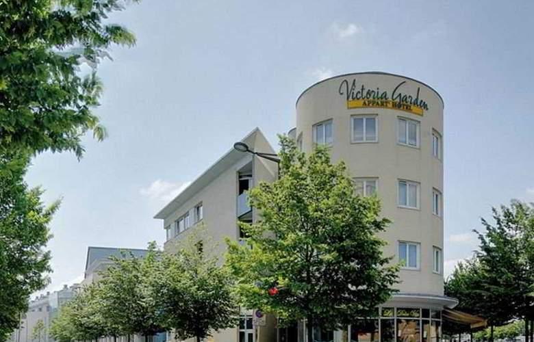 Appart Hotel Victoria Garden Mulhouse - Hotel - 0