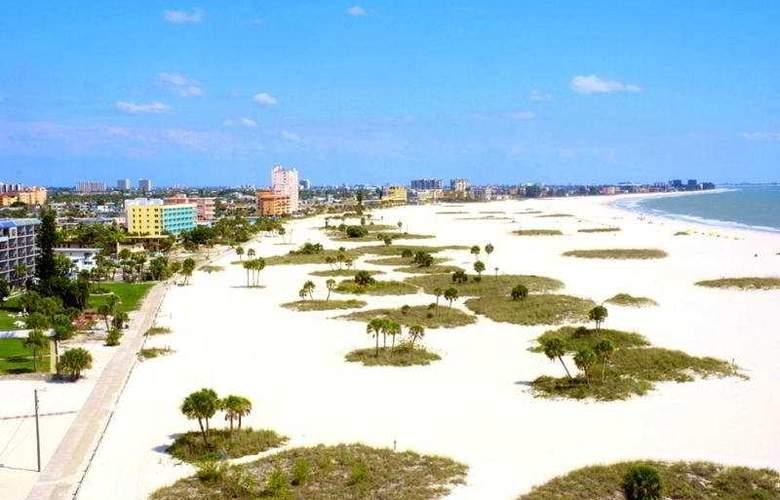 Residence Inn Treasure Island - Beach - 6