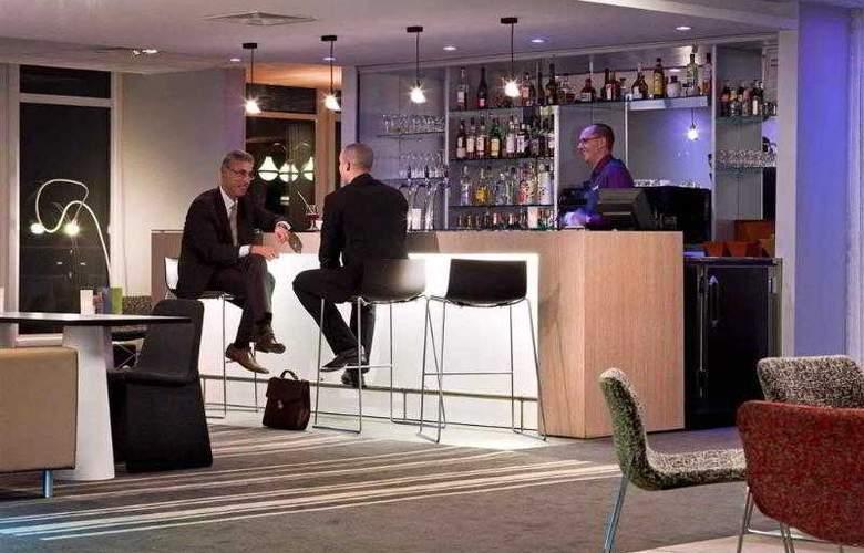 Novotel Saclay - Hotel - 10