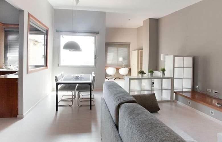 Aparthotel Senator Barcelona - Room - 11