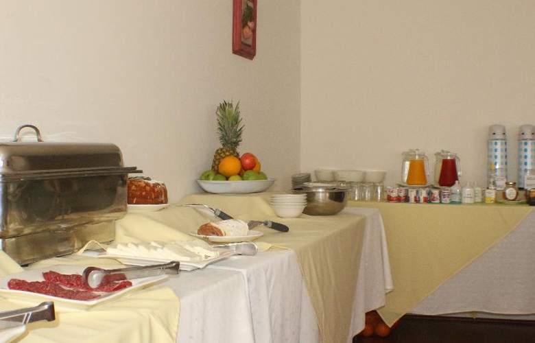 Aconcagua Apart Hotel - Restaurant - 23