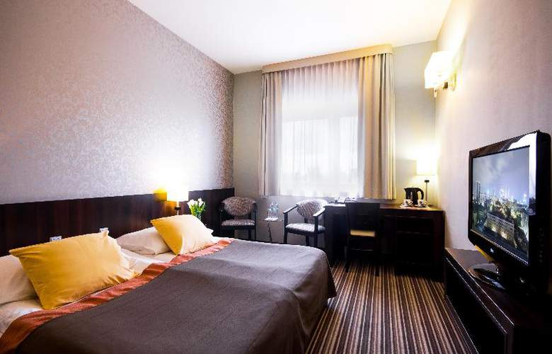 Park Hotel Diament Wroclaw - Room - 11
