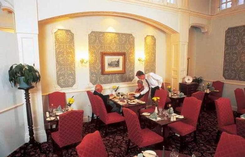 Norfolk Arms - Restaurant - 8