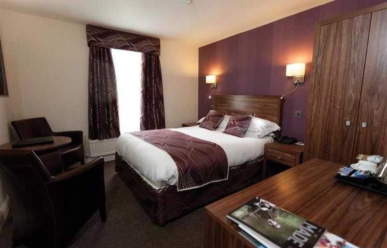Best Western Mosborough Hall - Hotel - 102