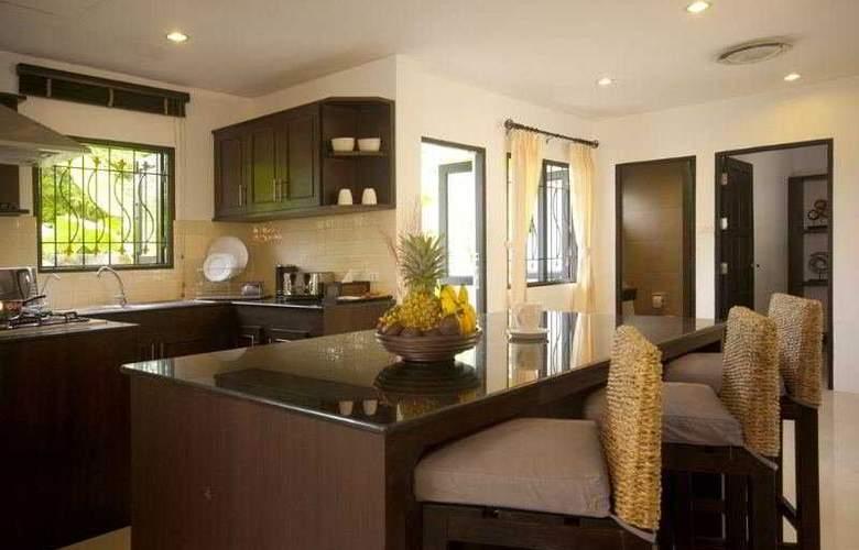 Baan Santhiya Private Pool Villas - Room - 4