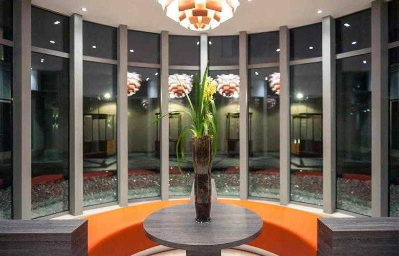 Mercure Brussels Centre Midi - Hotel - 13