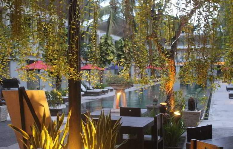 Oasis Kuta - Restaurant - 64