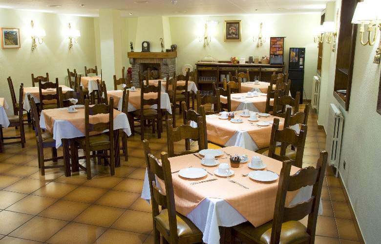 Santa Barbara de la Vall de Ordino - Restaurant - 4