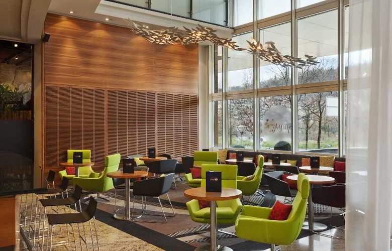 Lyon Marriott Hotel Cité International - Restaurant - 14