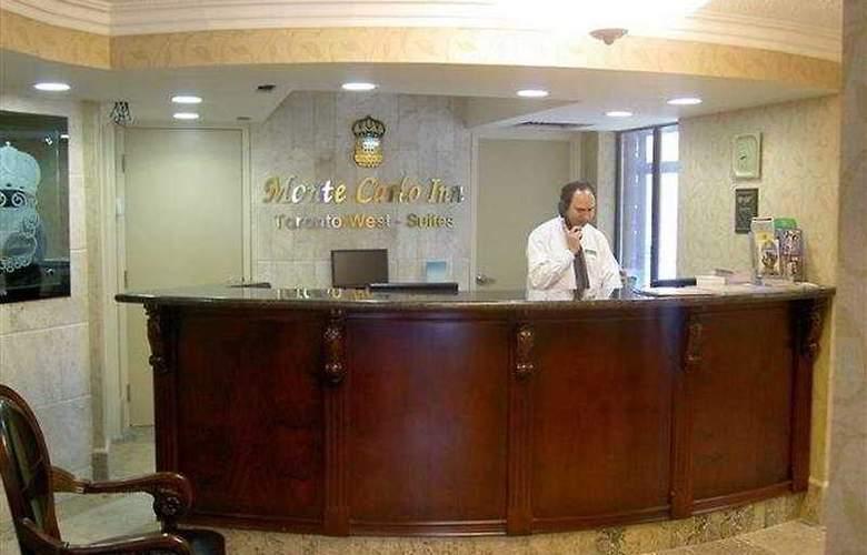 Monte Carlo Inn Toronto West Suites - General - 2