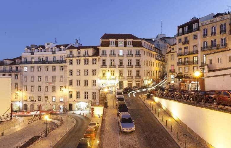 Hello Lisbon Rossio - Building - 21