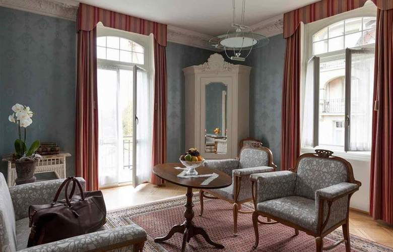 Royal St Georges Interlaken - MGallery by Sofitel - Room - 94