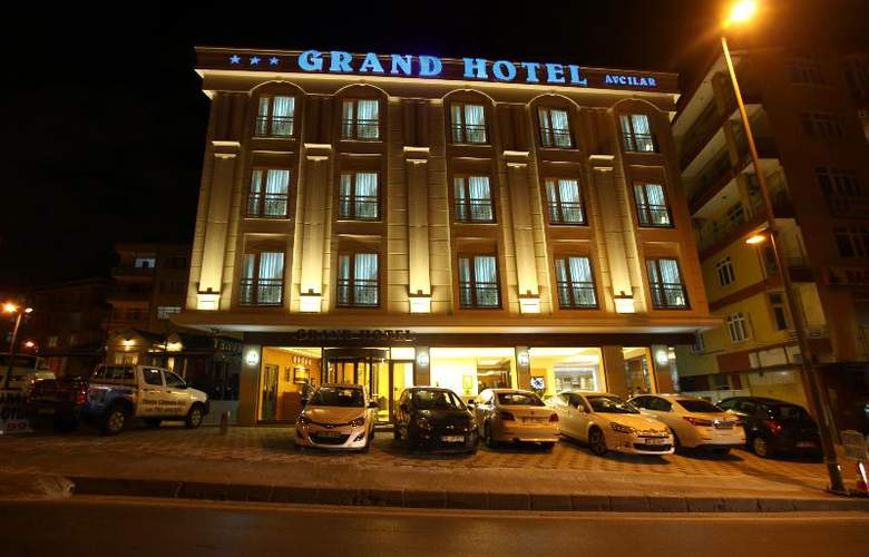 Grand Hotel Avcilar - Hotel - 10