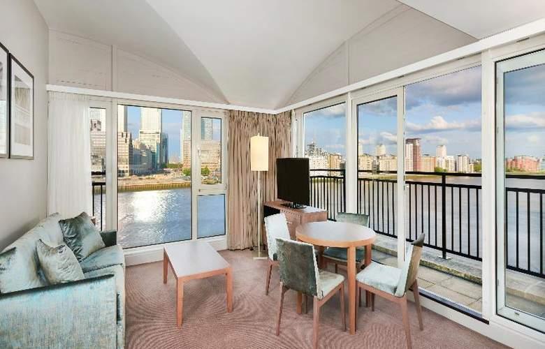 Hilton London Docklands Riverside - Room - 25