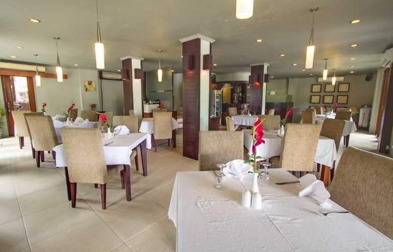 Bali Baliku Luxury Villa - Restaurant - 55