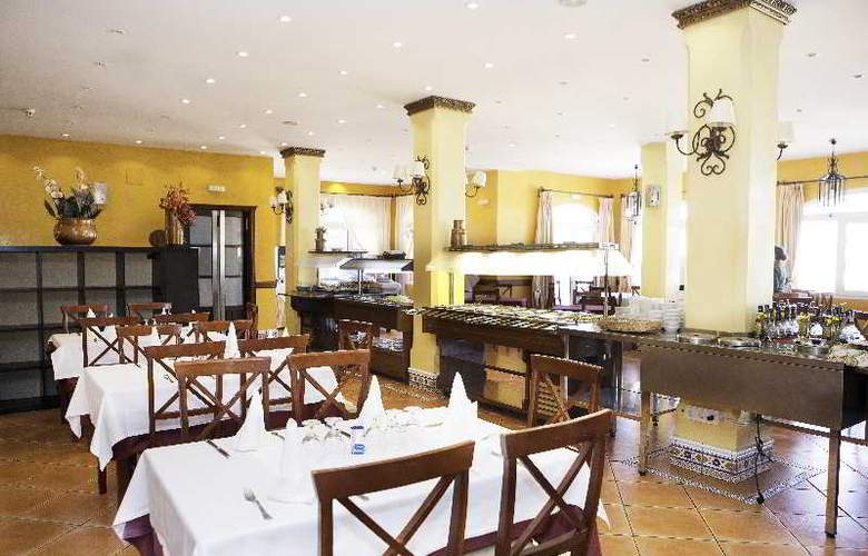 Dunas de Doñana Golf Resort - Restaurant - 32