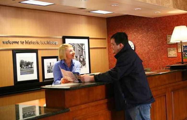 Hampton Inn Lewisburg - Hotel - 1