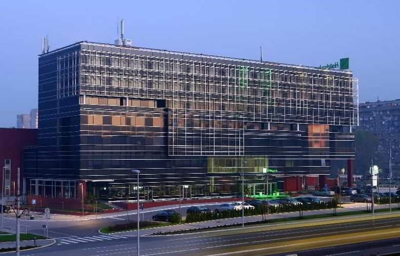 Holiday Inn Belgrade - Hotel - 10