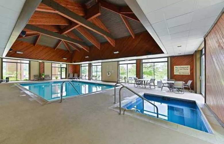 Hampton Inn Chicago-Carol Stream - Hotel - 3