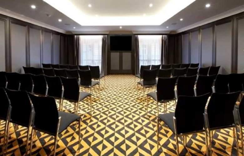 Hilton Vienna Plaza - Conference - 13